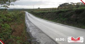 Proibição de caminhões de grande porte na Estrada do Guairacá a partir de agosto