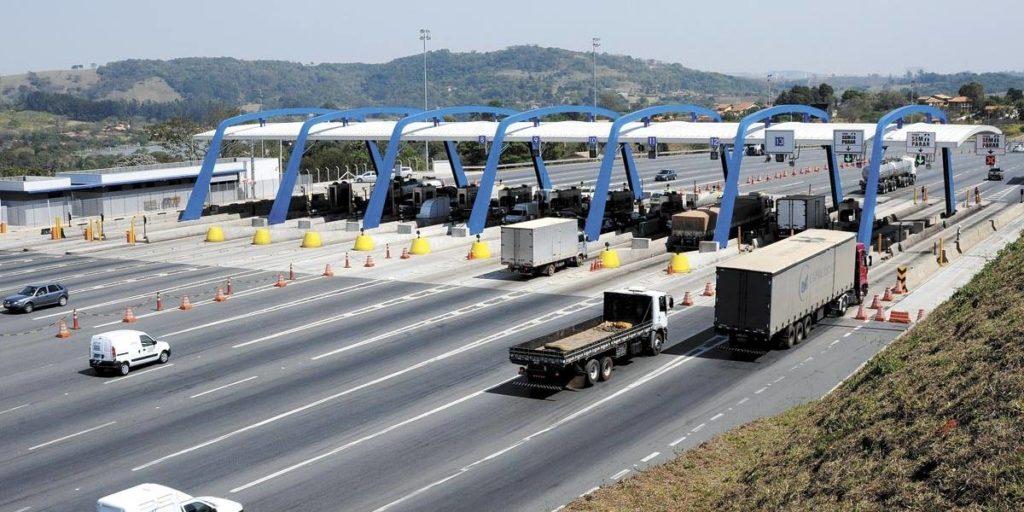 Pedágios Automáticos Irão Multar Veículos Acima de 40km/h